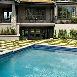 custom pools in North Vancouver